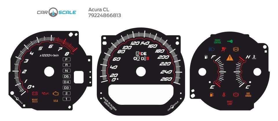 ACURA CL 01