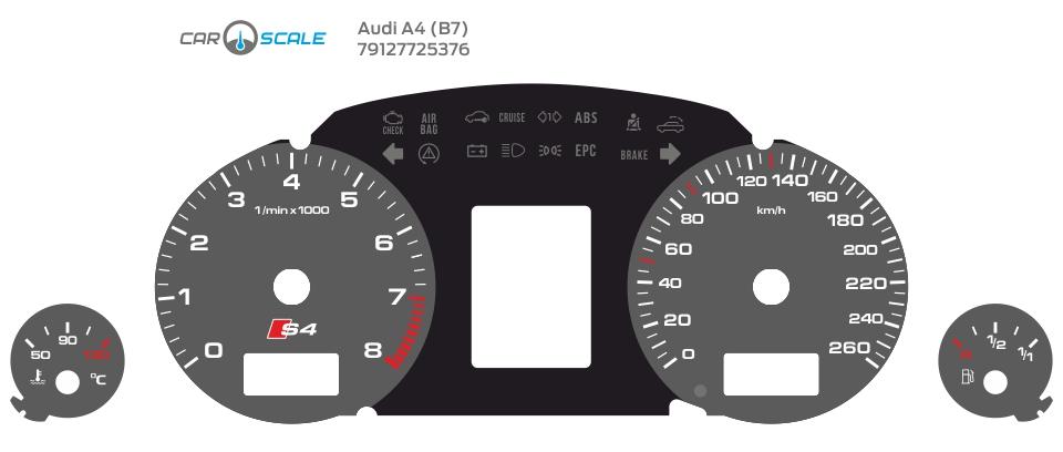 AUDI A4 B7 04