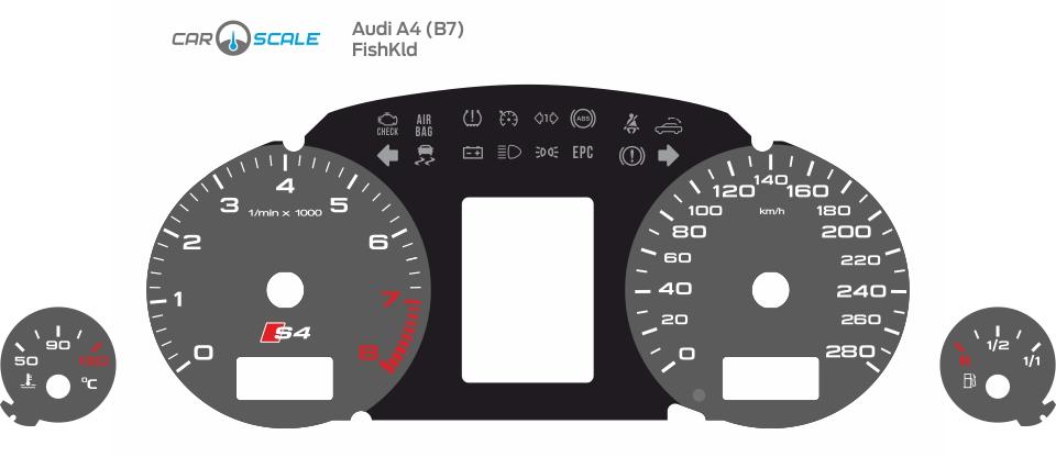 AUDI A4 B7 06