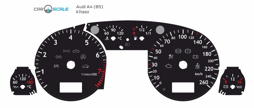 AUDI A4 B5 01