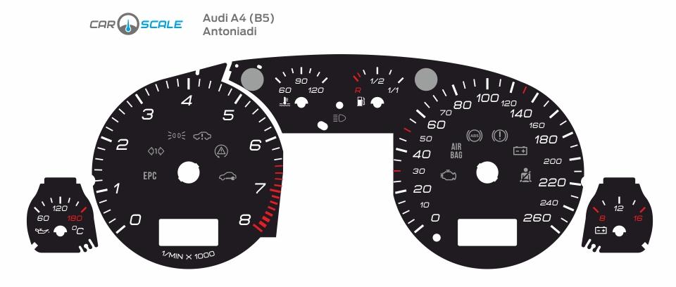AUDI A4 B5 02