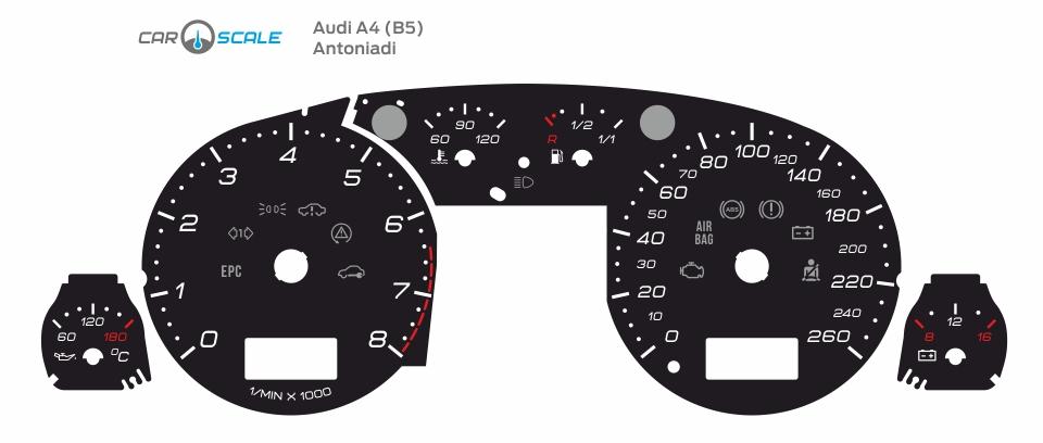 AUDI A4 B5 03