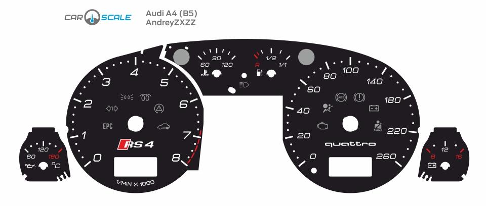 AUDI A4 B5 04