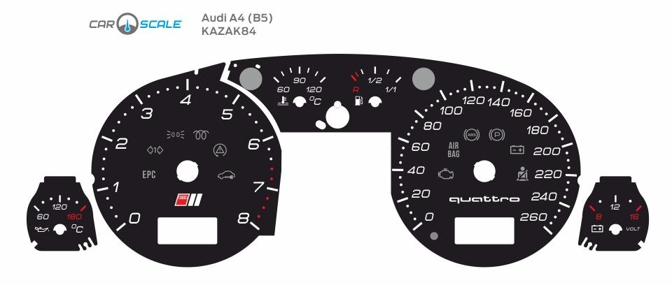 AUDI A4 B5 05