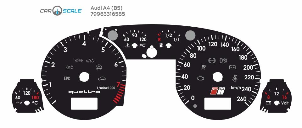 AUDI A4 B5 08