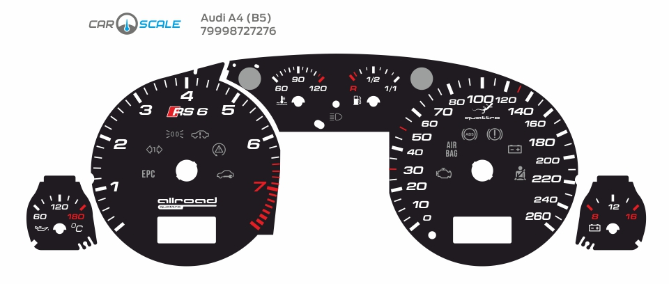 AUDI A4 B5 09