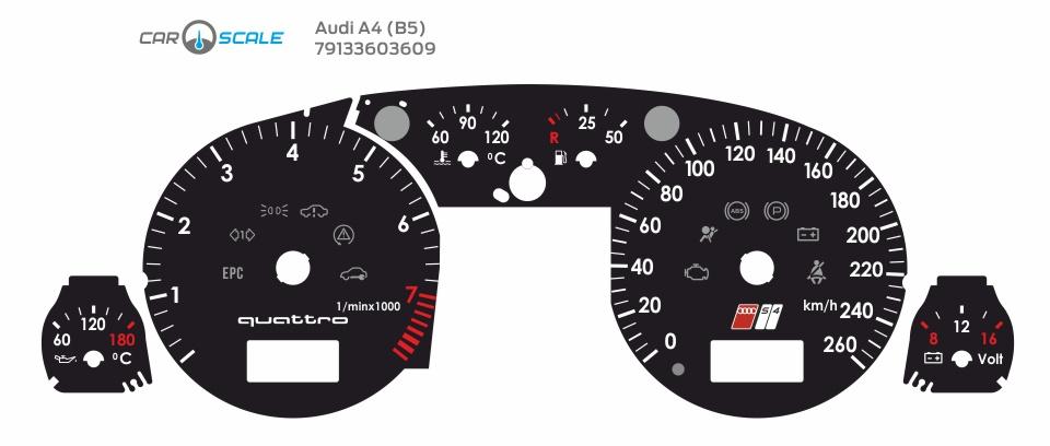 AUDI A4 B5 10