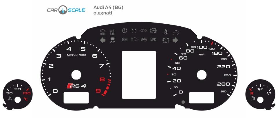 AUDI A4 B6 04