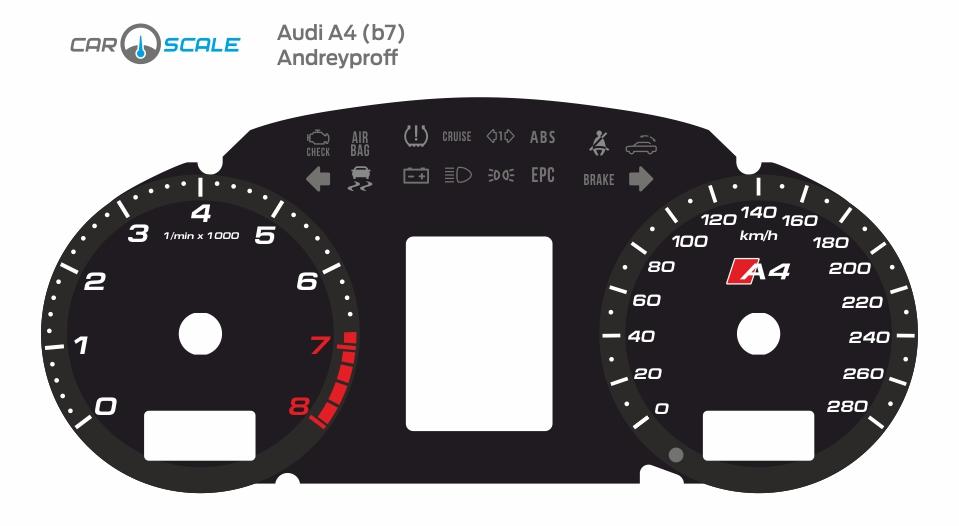 AUDI A4 B7 03
