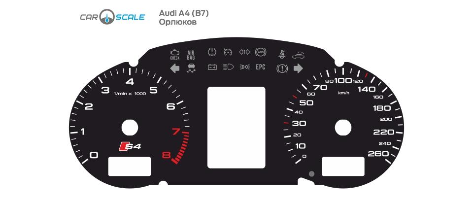 AUDI A4 B7 05