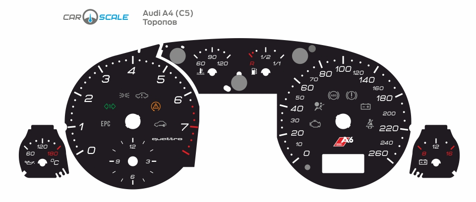 AUDI A4 C5 03