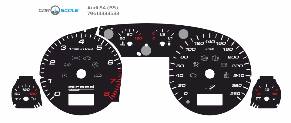 AUDI S4 B5 05