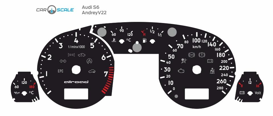AUDI S6 B5 07