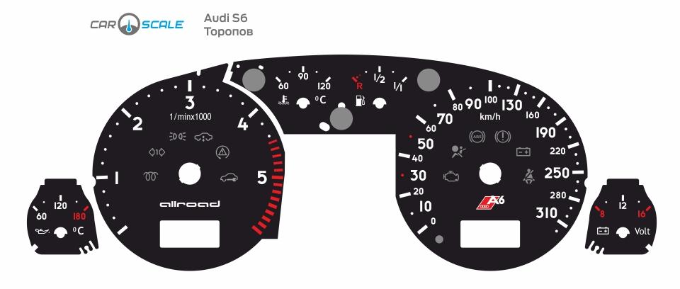 AUDI S6 B5 12