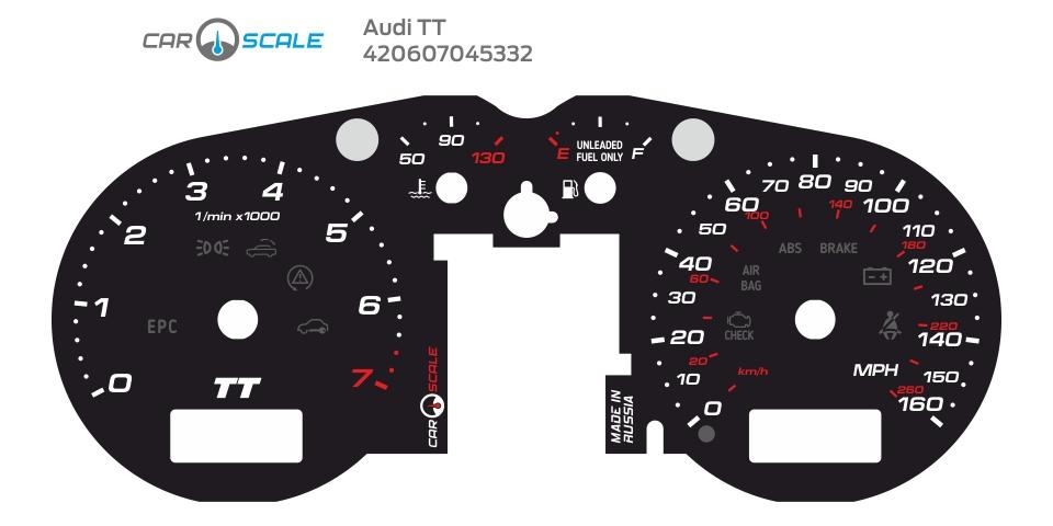 AUDI TT 08