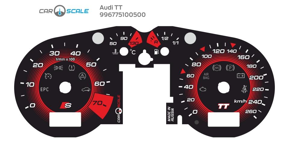 AUDI TT 09
