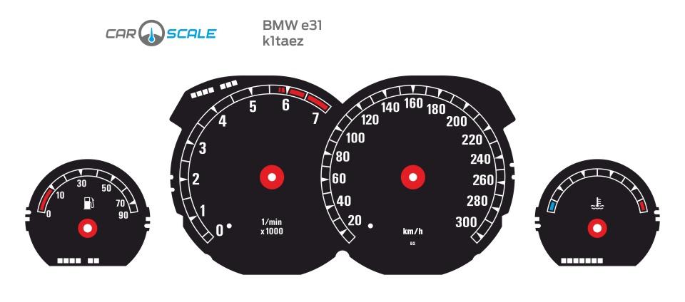 BMW E31 01