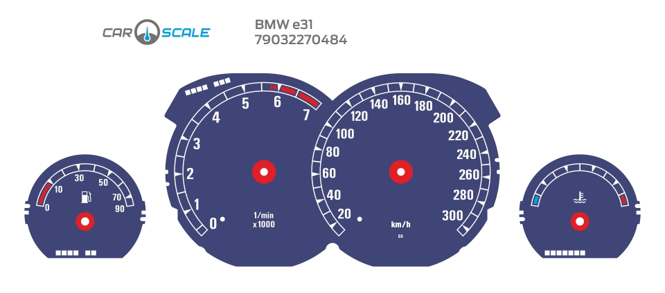 BMW E31 02
