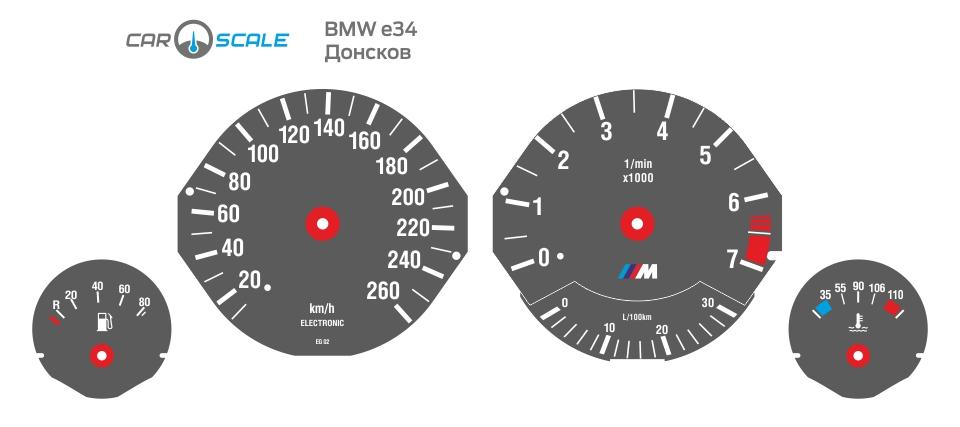 BMW E34 02