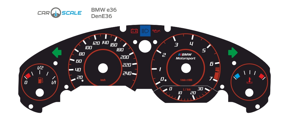 BMW E36 02