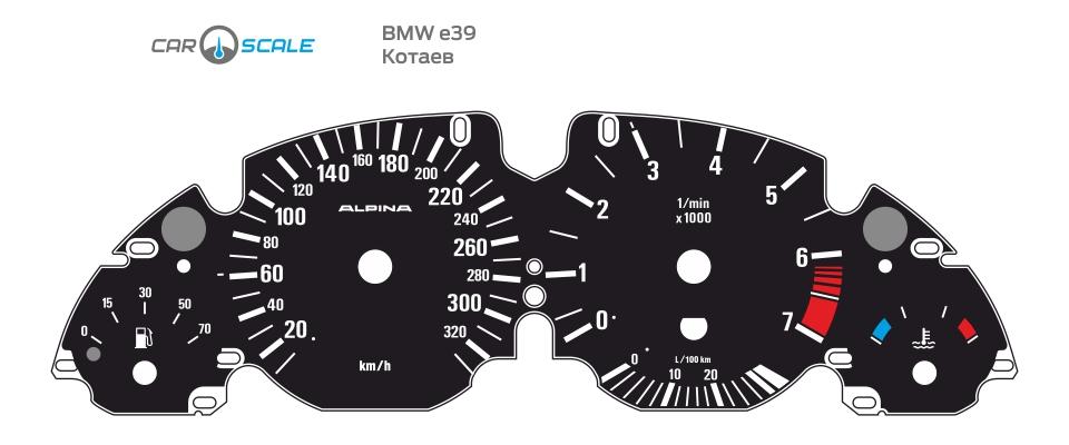 BMW E39 11