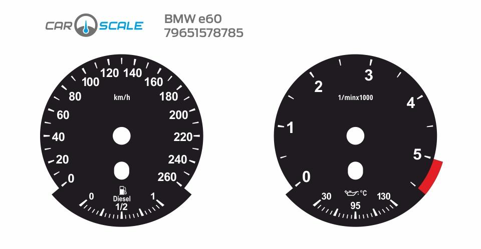 BMW E60 16