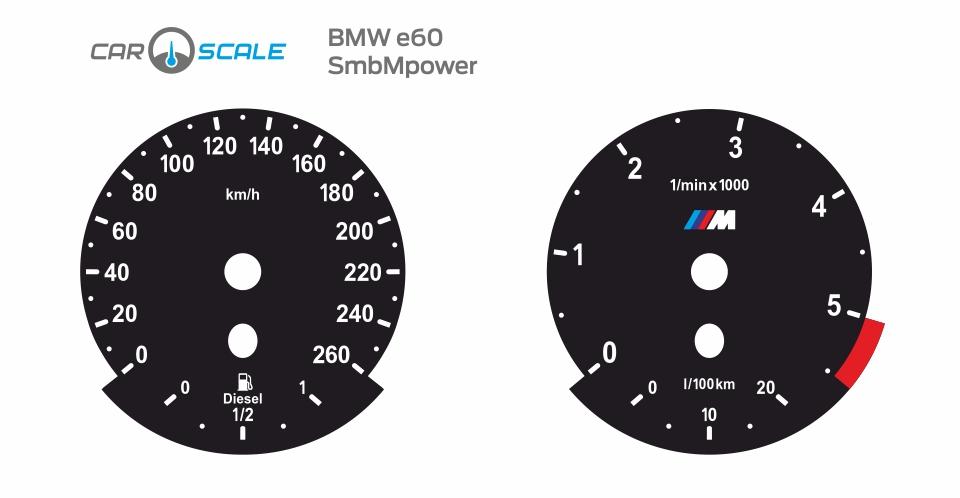 BMW E60 17