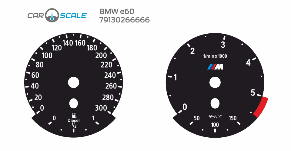 BMW E60 20