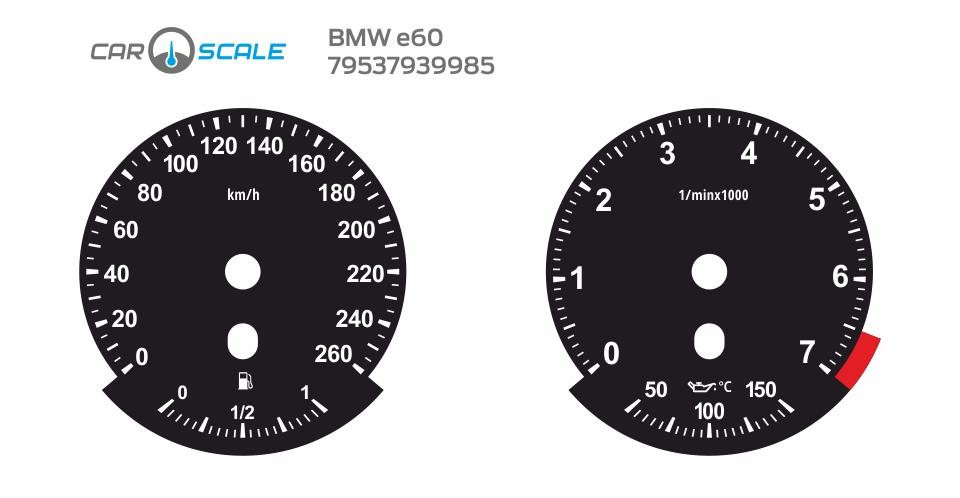 BMW E60 21