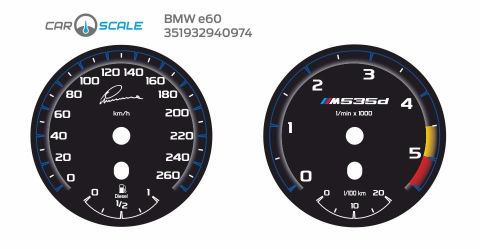 BMW E60 24