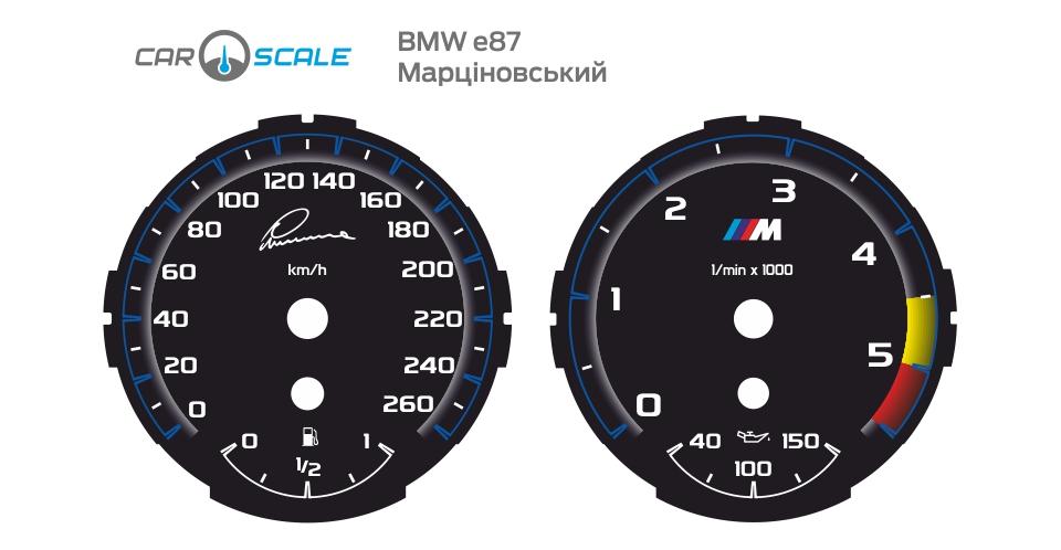 BMW E87 06