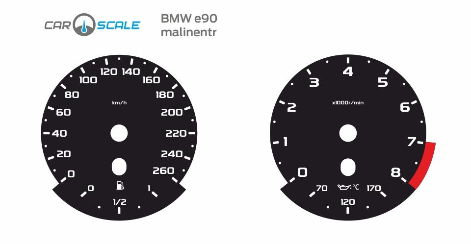 BMW E90 06