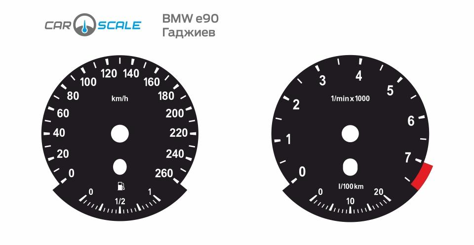 BMW E90 09