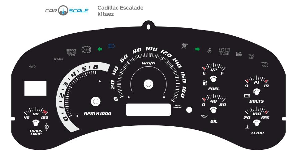 CADILLAC ESCALADE 01