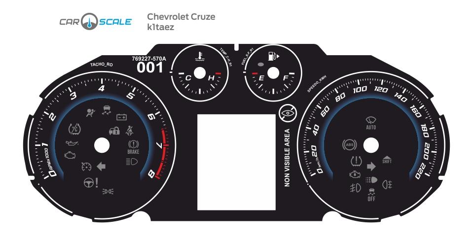 CHEVROLET CRUZE 01