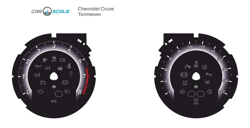 CHEVROLET CRUZE 03