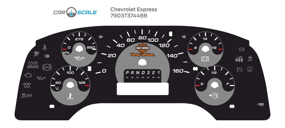CHEVROLET EXPRESS 02