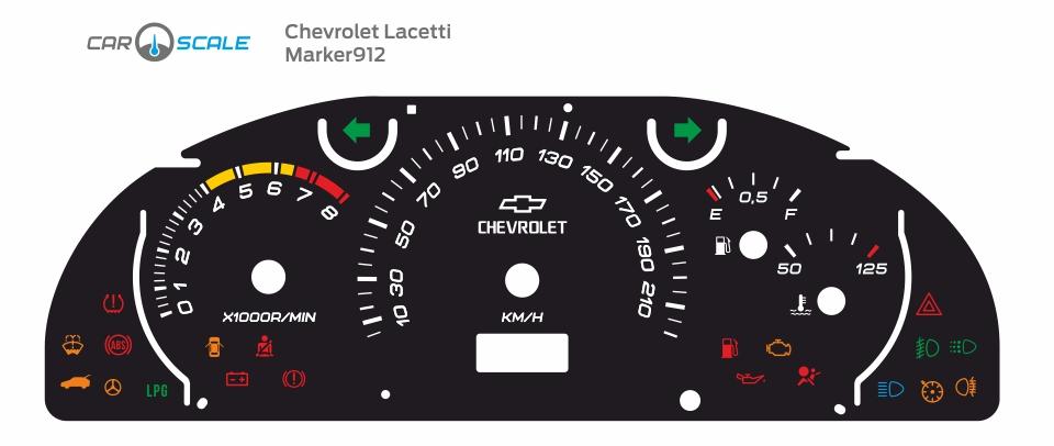 CHEVROLET LACETTI 02
