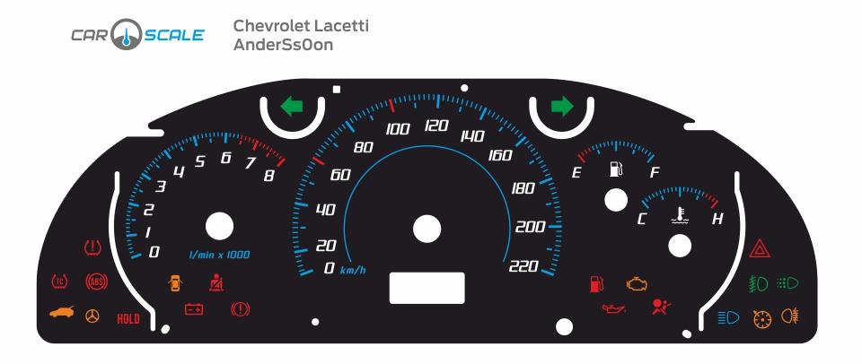CHEVROLET LACETTI 03
