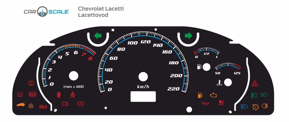 CHEVROLET LACETTI 04