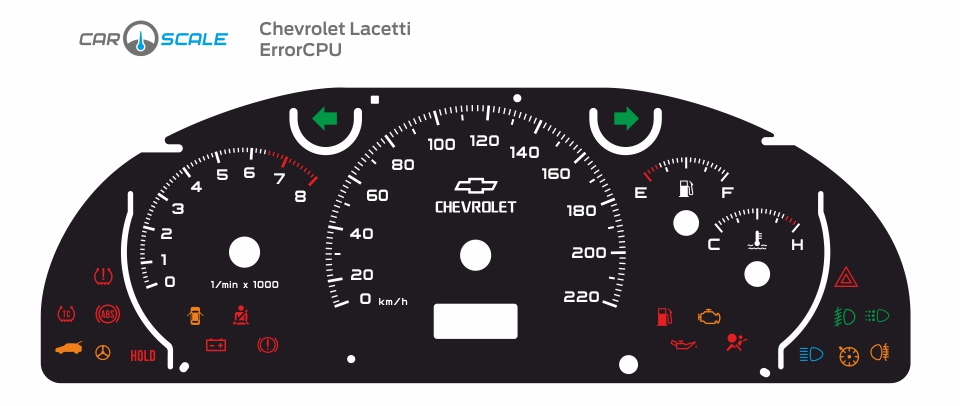 CHEVROLET LACETTI 05