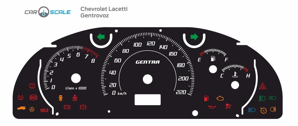 CHEVROLET LACETTI 06