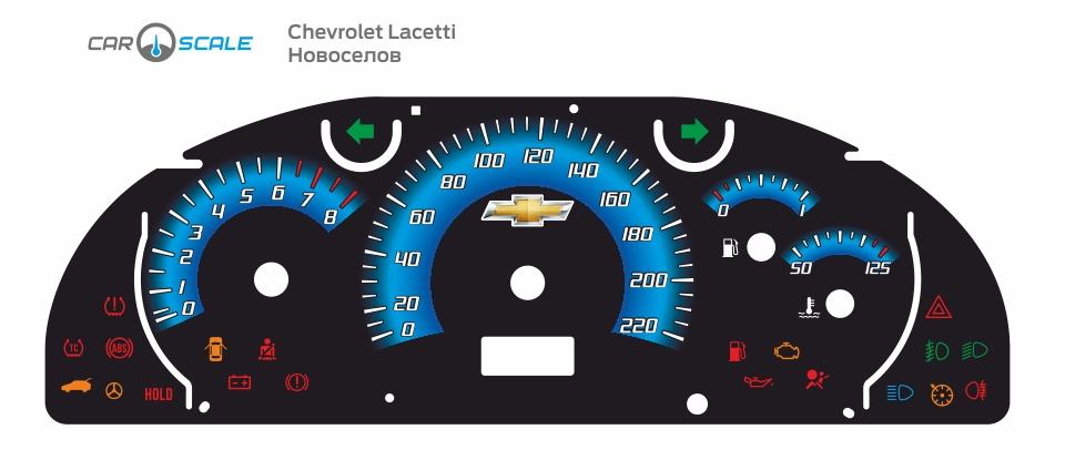 CHEVROLET LACETTI 08