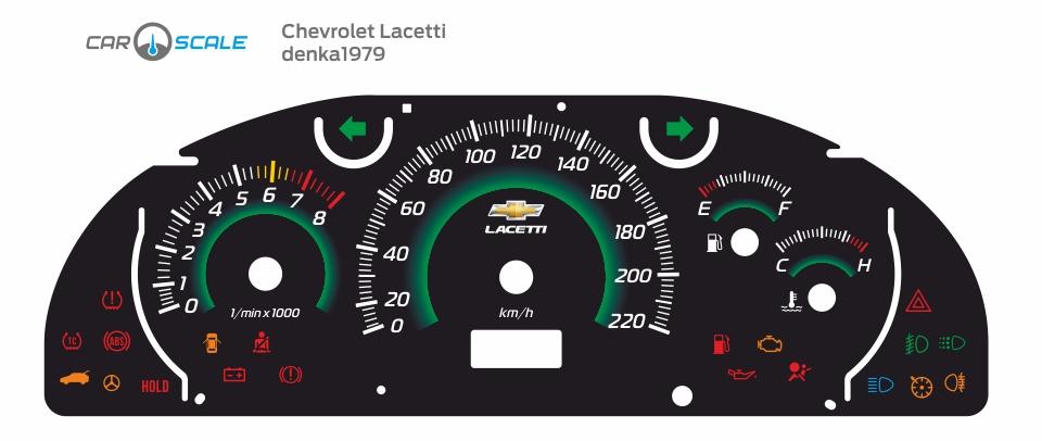 CHEVROLET LACETTI 09