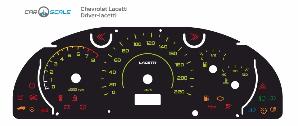 CHEVROLET LACETTI 10