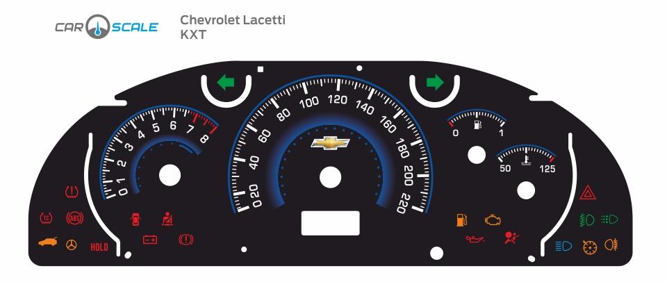 CHEVROLET LACETTI 12