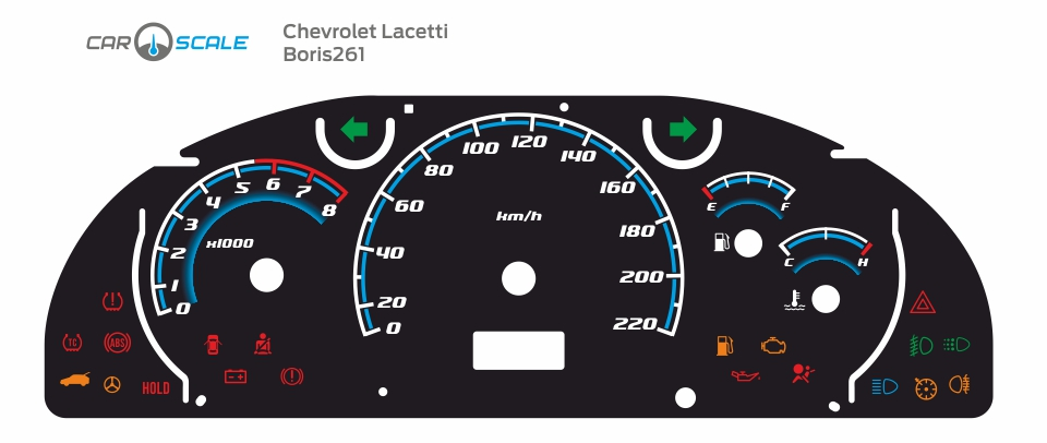 CHEVROLET LACETTI 13