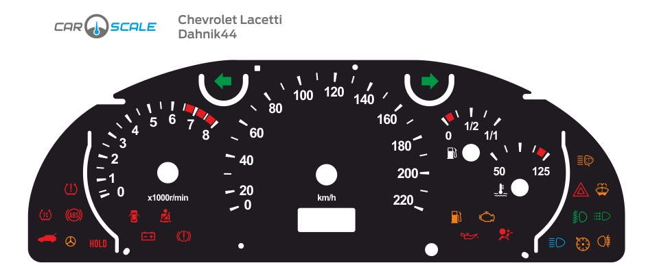 CHEVROLET LACETTI 14