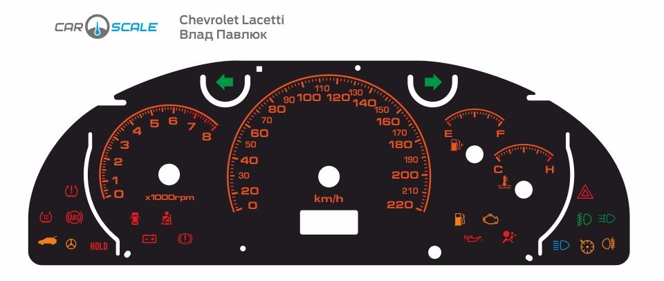 CHEVROLET LACETTI 15