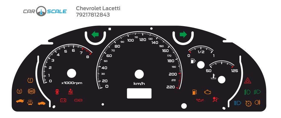 CHEVROLET LACETTI 16